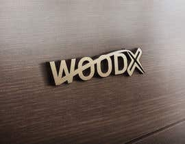 #67 for Design a Logo for WOODX by ziarahmanZR