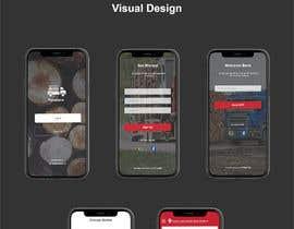 #43 for Design a Mobile App Screen Layout Plan by MYNAMEISPANKAJ