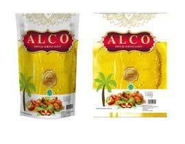 #70 untuk Desain packaging minyak goreng sawit merk ALCO oleh ivanipangstudio