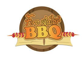 #20 para Logo Design for new BBQ smokehouse restaraunt por jeponkz