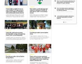 #54 untuk Home page redesign project oleh rajatdhunk