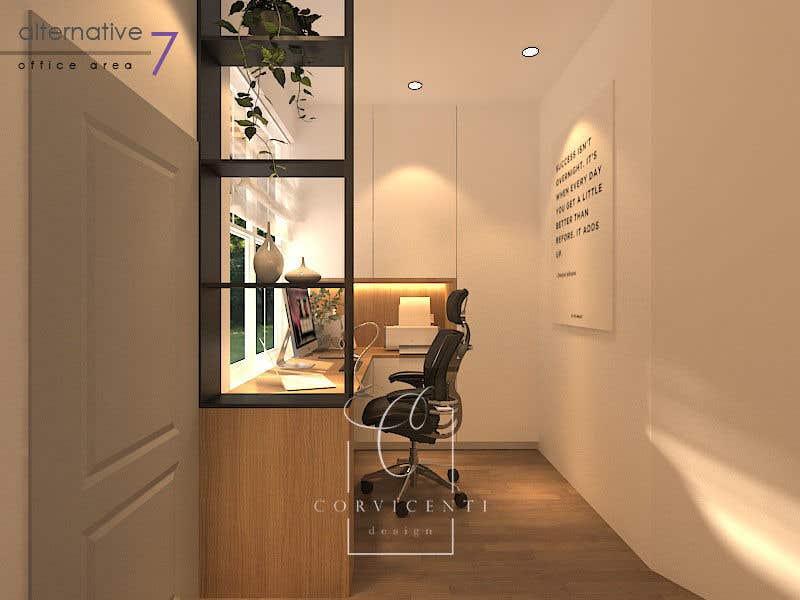 Penyertaan Peraduan #                                        95                                      untuk                                         Architect Needed - Living Area Design & Reconfiguration for 2 people