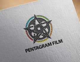 nº 19 pour Design a logo for Pentagram Film par Franstyas