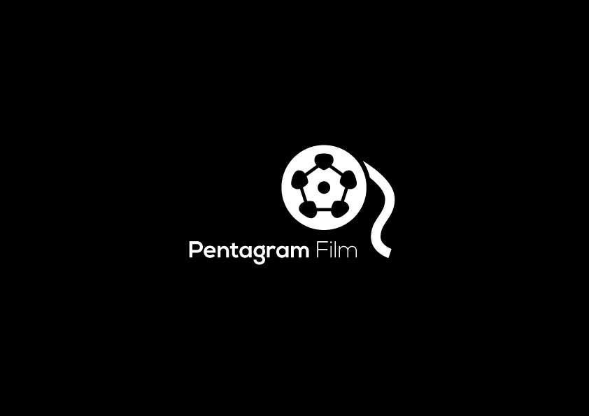 Contest Entry #33 for Design a logo for Pentagram Film