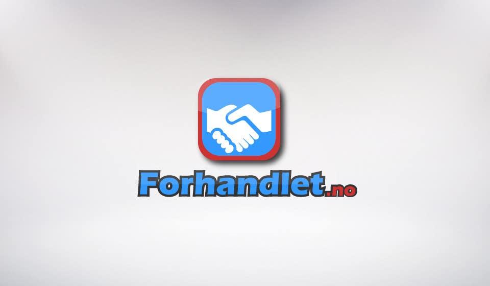 Inscrição nº                                         39                                      do Concurso para                                         Design logo for Forhandlet