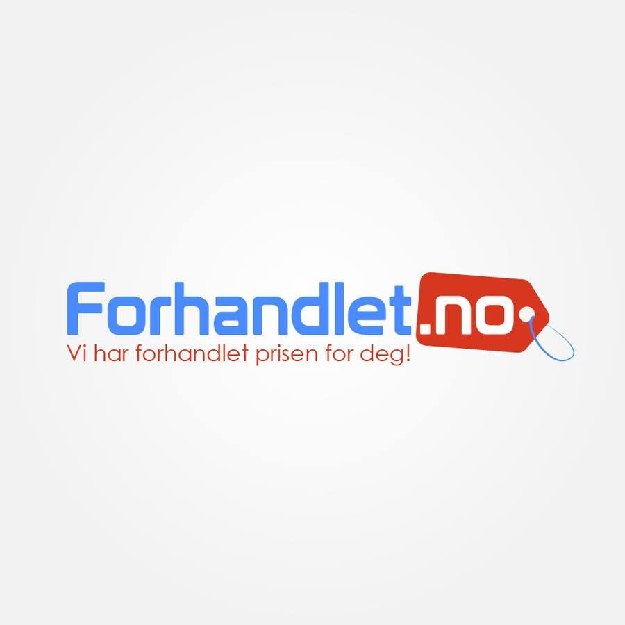Inscrição nº                                         93                                      do Concurso para                                         Design logo for Forhandlet