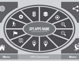 #6 dla Icons design for a GPS application przez shahsoft007