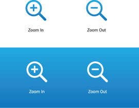 #11 dla Icons design for a GPS application przez Rendra5