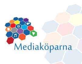 #56 for Design a logo for Mediaköparna by forever555