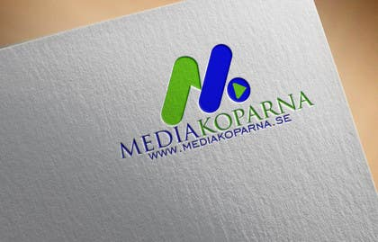 #14 for Design a logo for Mediaköparna by olja85