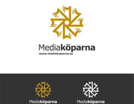 #34 for Design a logo for Mediaköparna by DudungWahid