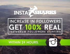 #33 for Design a Banner for Instagram marketing service af nicogdart