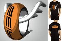 T-shirt Design for RiSE (Ride in Style, Everyday) için Graphic Design64 No.lu Yarışma Girdisi