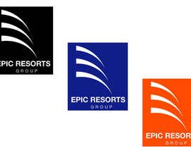 #53 para Logo Design for EPIC Resorts Group por woow7