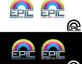 #184 cho Logo Design for EPIC Resorts Group bởi AnaKostovic27