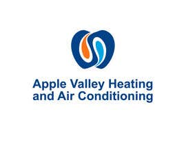 #98 untuk Logo Design for Apple Valley Heating & Air Conditioning oleh smarttaste