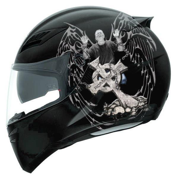 Participación en el concurso Nro.40 para I need some Graphic Design for a Motorcycle Helmet