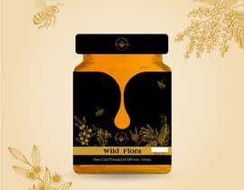 #581 untuk Design a Logo & Jar Label For a Honey Business oleh SALOMESEPHASHVIL