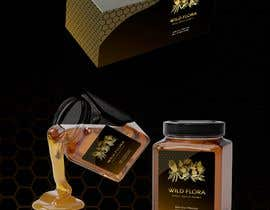 #569 untuk Design a Logo & Jar Label For a Honey Business oleh lida66