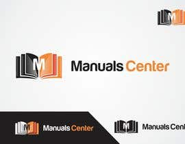 #173 para Logo Design for ManualsCenter (e-commerce site) por shivamsharmalko