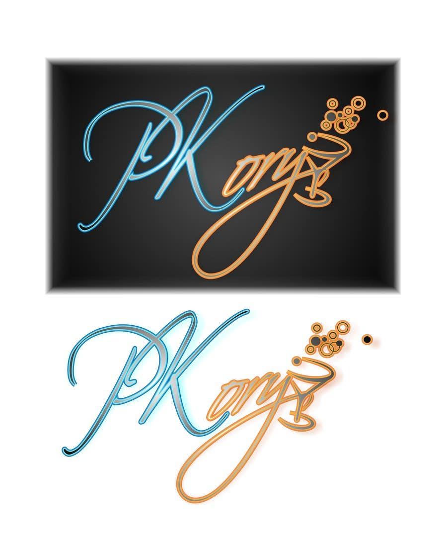 Inscrição nº 71 do Concurso para Logo Design for PKory - Diseño de Logo para PKory