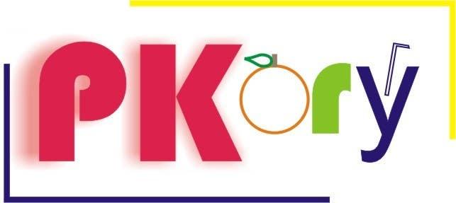 Penyertaan Peraduan #57 untuk Logo Design for PKory - Diseño de Logo para PKory
