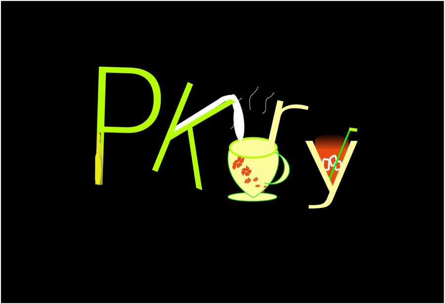Penyertaan Peraduan #65 untuk Logo Design for PKory - Diseño de Logo para PKory