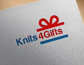 #44 untuk Re-Design of Knits4Gifts Logo 2020-2021 oleh MasterdesignJ