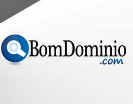 #15 for Logo Design for BomDominio.Com web  site. af MFin