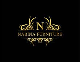 Nro 892 kilpailuun Design a logo for our new furniture brand - Nabina Furniture käyttäjältä SALOMESEPHASHVIL