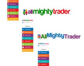 #133 for Logo Design for Allmightytrader af andrewdigger