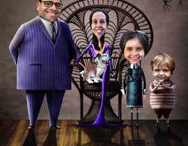 #82 untuk Family Portrait oleh EatArt