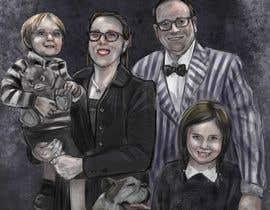 #71 untuk Family Portrait oleh Danicsto