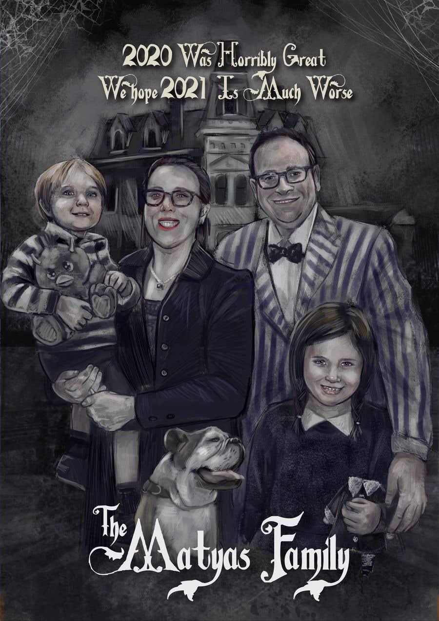 Penyertaan Peraduan #                                        84                                      untuk                                         Family Portrait