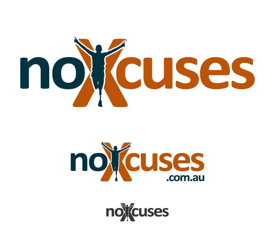 Inscrição nº 102 do Concurso para Logo Design for noXcuses website