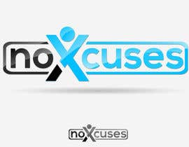 #80 for Logo Design for noXcuses website by yulier