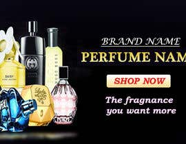 #112 for BANNERS NEEDED FOR PERFUME WEBSITE by ainayeem57