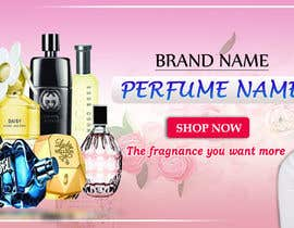 #117 for BANNERS NEEDED FOR PERFUME WEBSITE by ainayeem57