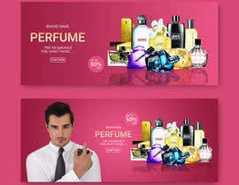 #111 for BANNERS NEEDED FOR PERFUME WEBSITE by shohanurrahman68