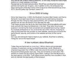 Číslo 11 pro uživatele Blog on Bluehost od uživatele Eri2009