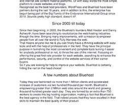 #11 para Blog on Bluehost de Eri2009