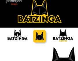 #170 para Logo design for a Batman comics blog/store de JanBertoncelj