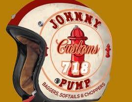 #8 untuk Create a  logo(Johnny pump customs)Bagger's Softail and Choppers oleh jahiruljim