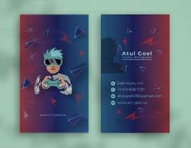 #321 for Building a business card by nahianfaruk