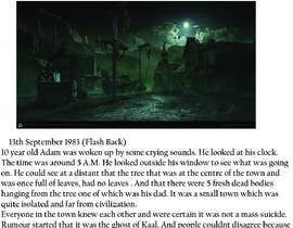 Nro 22 kilpailuun Make me a Horror Story käyttäjältä Dan5626