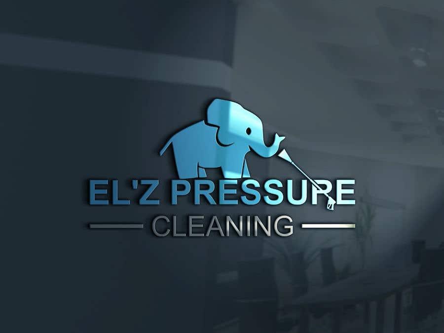 Kilpailutyö #                                        125                                      kilpailussa                                         EL'Z Pressure Cleaning LOGO CONTEST