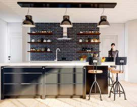 #17 untuk Interior design for several projects oleh interiortag