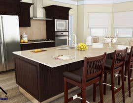 #9 untuk Interior design for several projects oleh mafisher9