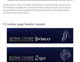 #9 for Header for Astrology website by mawogmanik