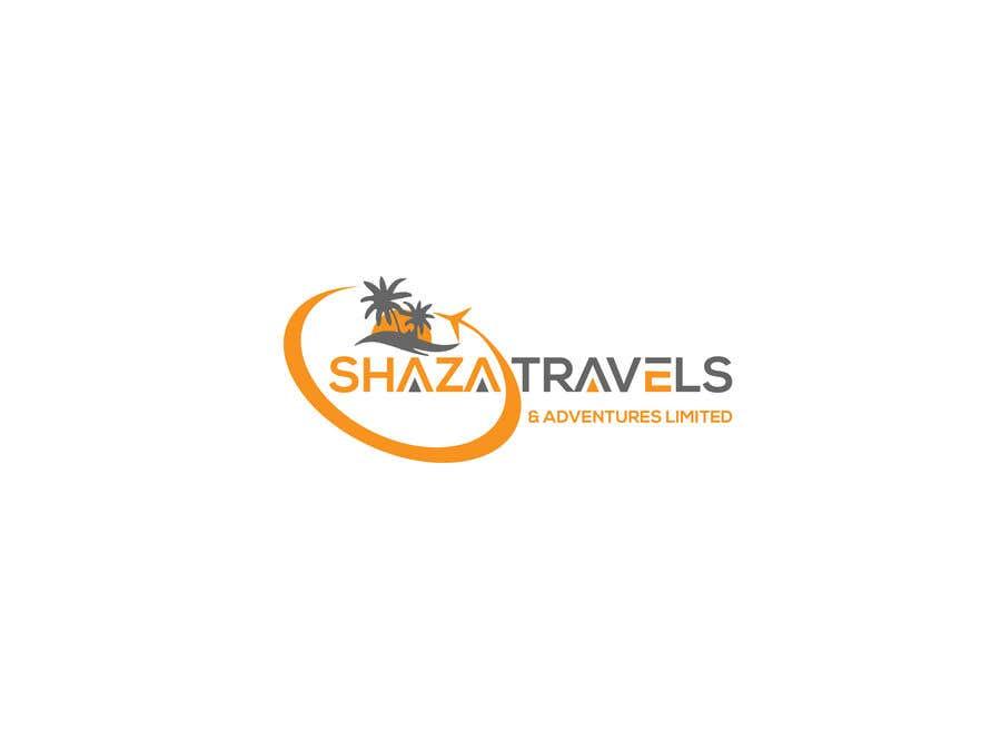 Kilpailutyö #                                        205                                      kilpailussa                                         Shaza Travels Logo Contest